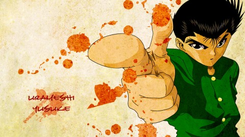Yu Yu Hakusho wallpapers high quality