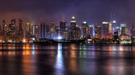 New York City Skyline Free download