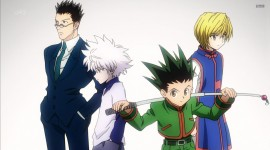 Hunter X Hunter for smartphone