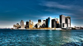 New York City Skyline Wallpapers HQ
