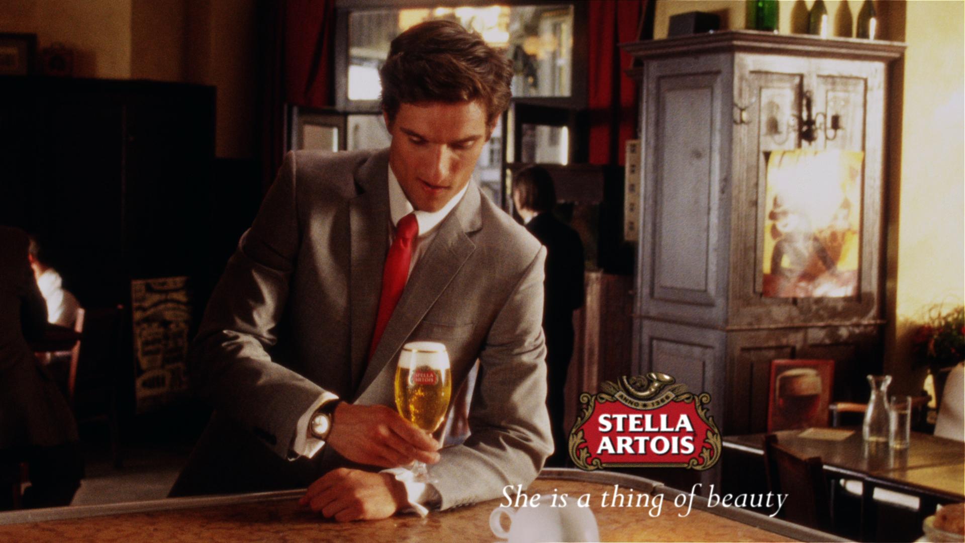Stella artois ad 2013