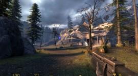Half-Life 2 background