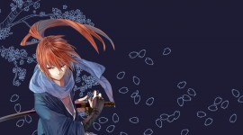 Himura Kenshin Widescreen