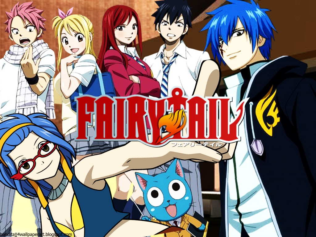 Fairy tail wallpapers high quality download free - High quality anime pictures ...