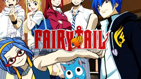 Fairy Tail wallpapers high quality