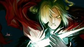 Edward Elric Wallpapers