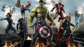 The Avengers Age Of Ultron Pictures