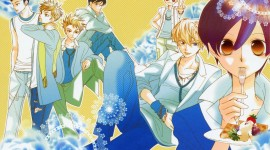 Ouran High School Host Club HD Wallpapers