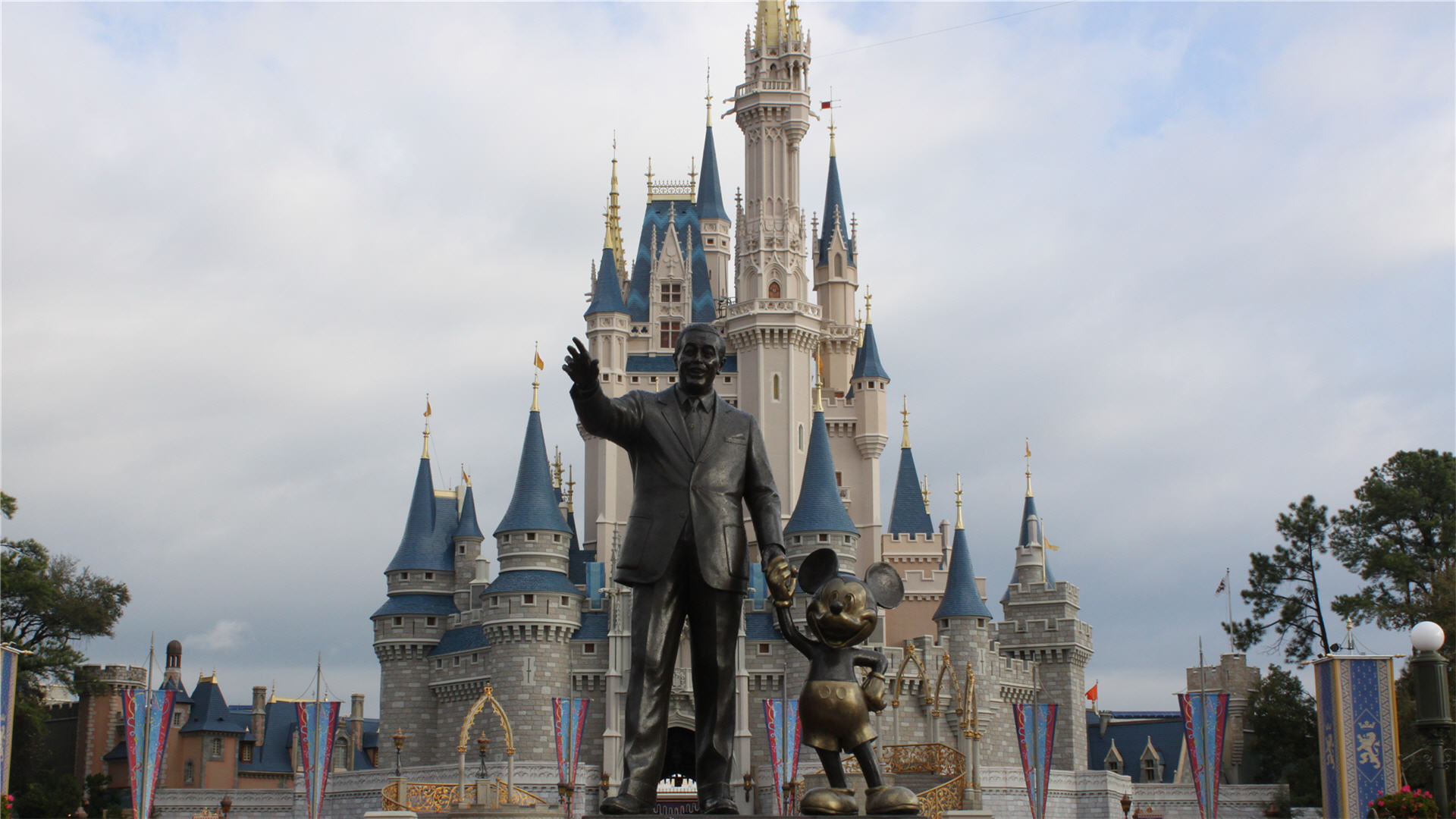 Walt Disney World Wallpapers High Quality Download Free