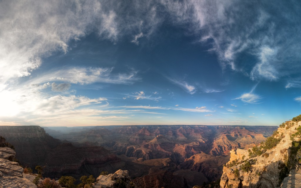 The Grand Canyon wallpapers HD