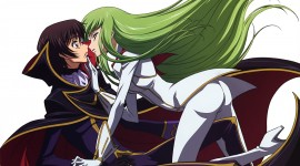 Code Geass High resolution