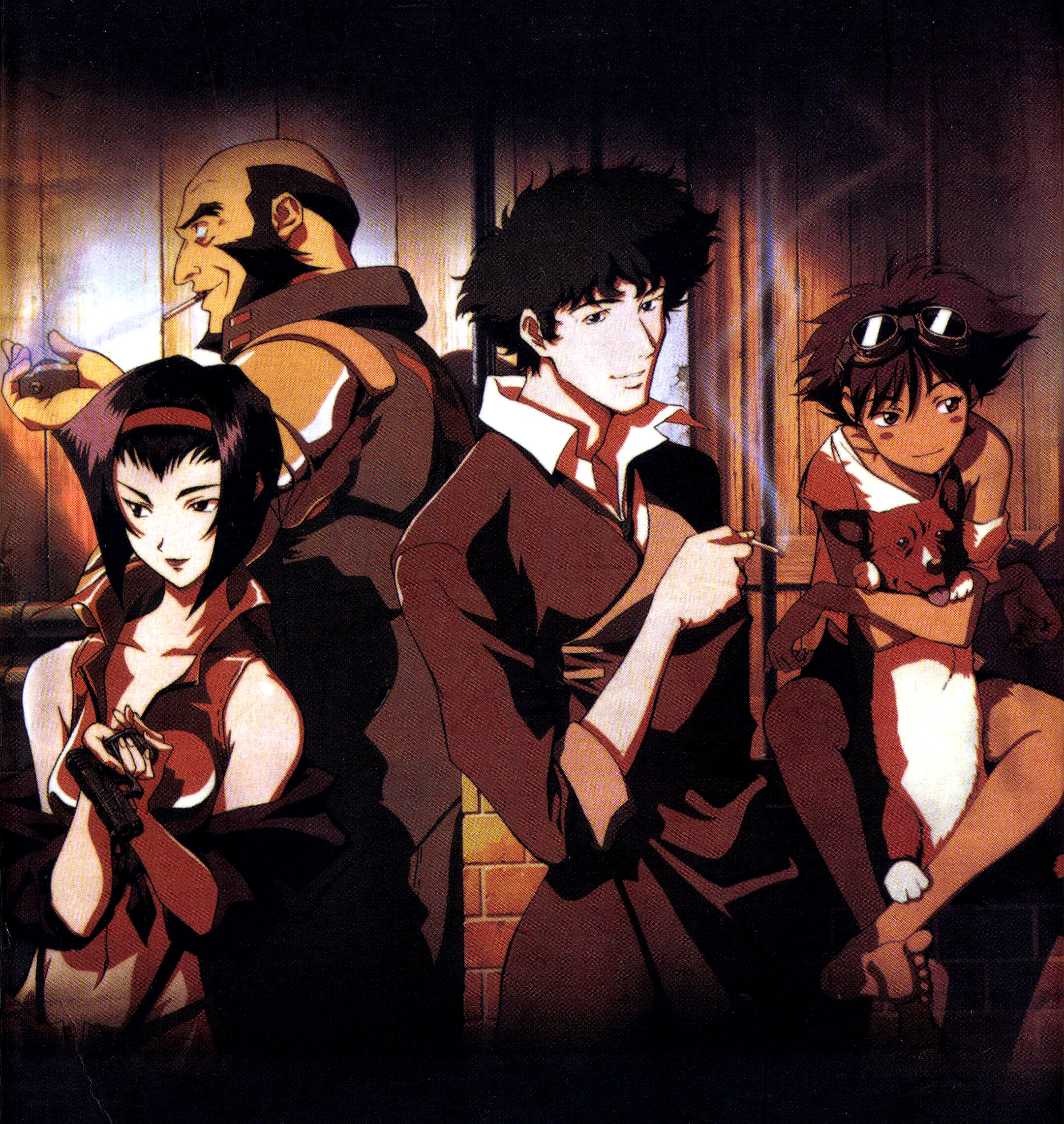 Cowboy bebop anime wallpapers high quality download free - High quality anime pictures ...