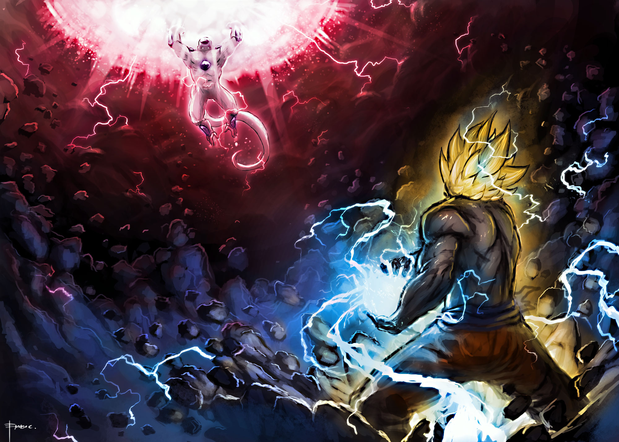 Dragon Ball Z Wallpapers High Quality Download Free