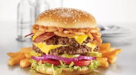 Cheeseburger High resolution
