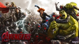 The Avengers Age Of Ultron Photos
