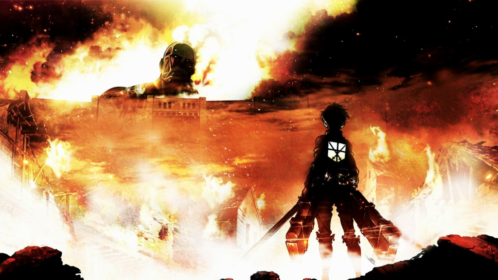 Attack On Titan wallpapers HD