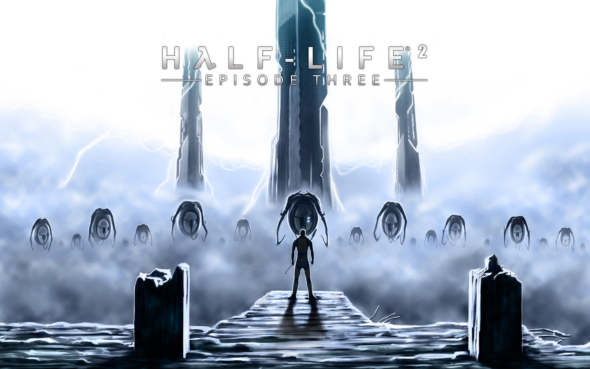 Half Life 2 Combine Wallpaper: Half-Life 2 Wallpapers High Quality
