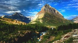 Glacier National Park Widescreen