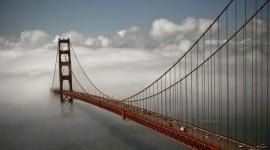 Golden Gate Bridge Widescreen