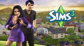 The Sims background