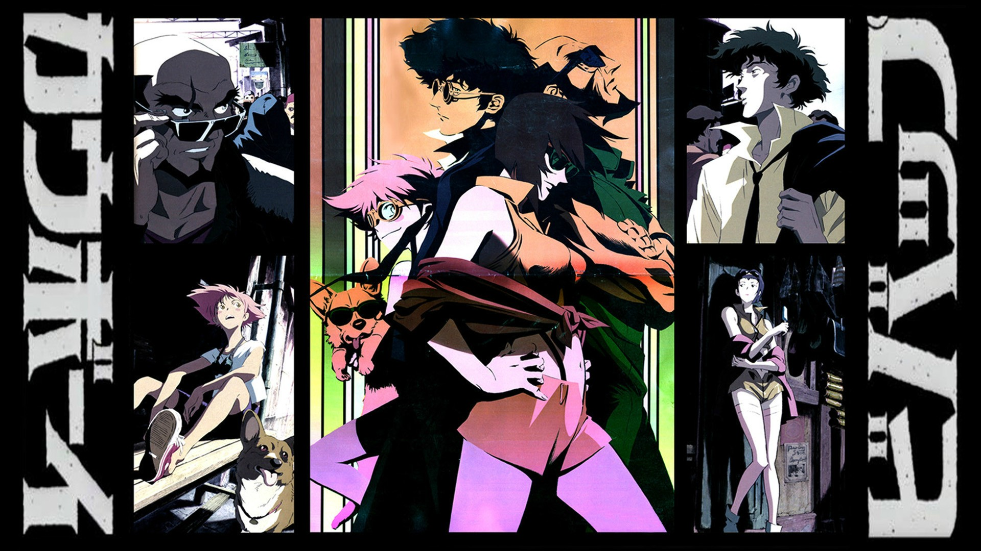Cowboy Bebop Anime Wallpapers High Quality   Download Free