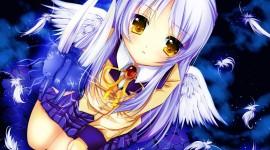Angel Beats! Iphone wallpapers