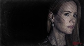 Sarah Paulson HD Wallpaper