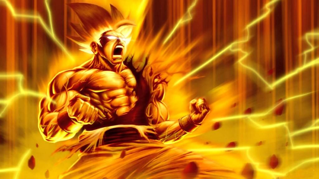 Son Goku wallpapers HD