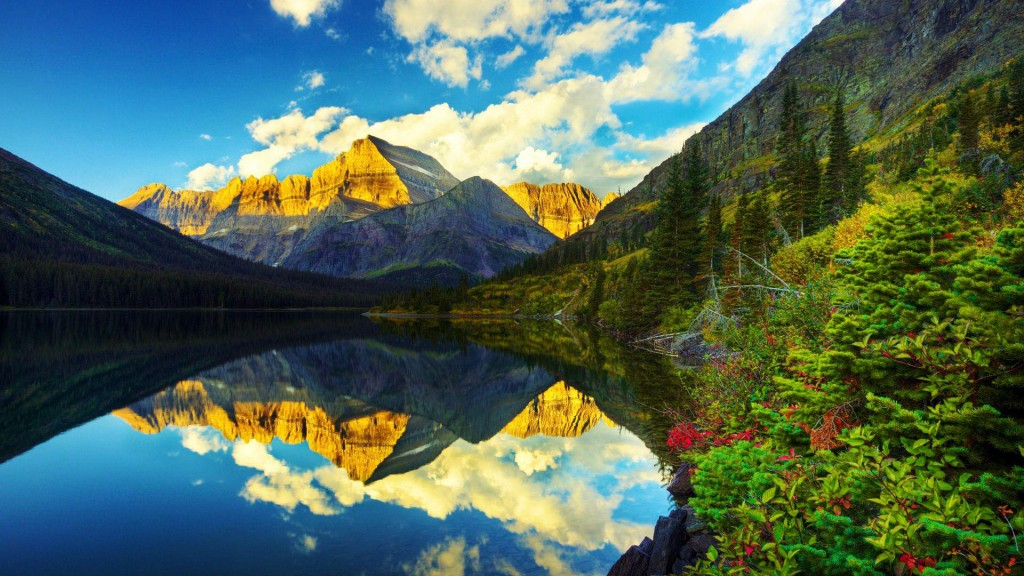 Glacier National Park wallpapers HD
