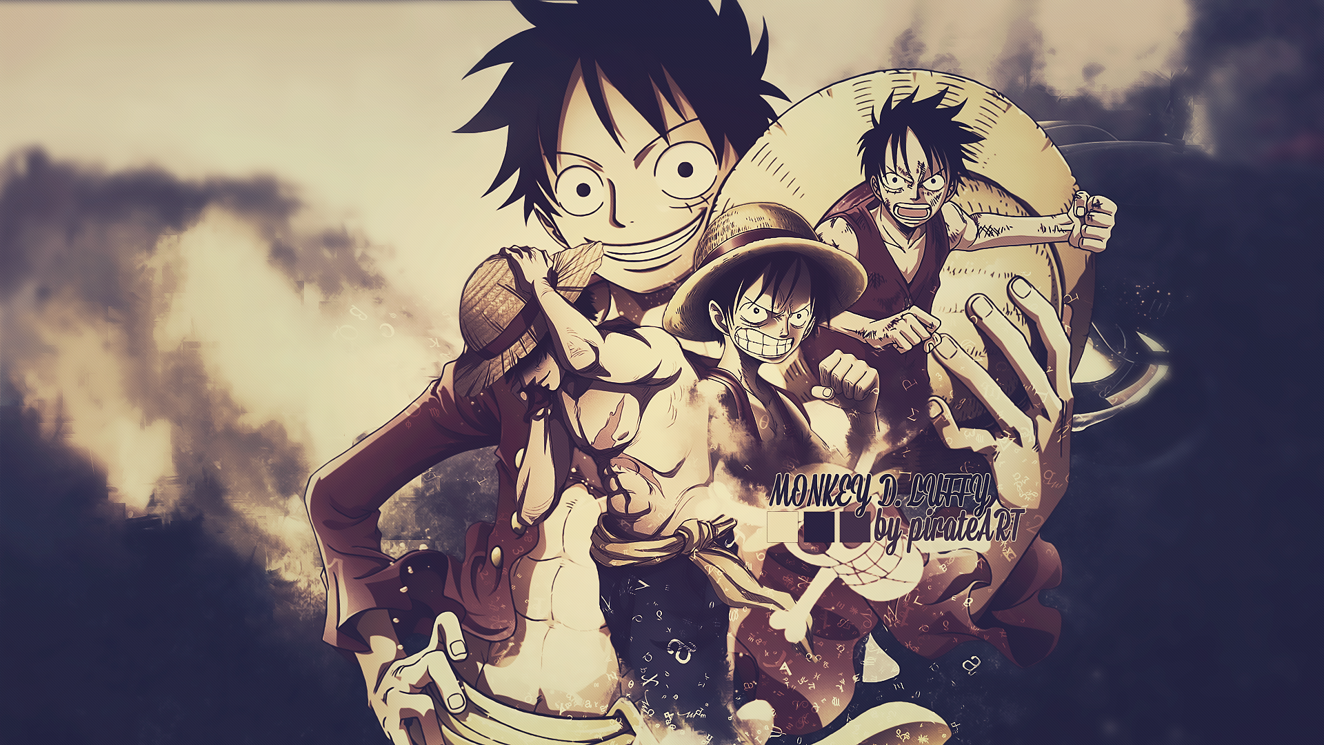 Monkey D Luffy Wallpapers High Quality Download Free