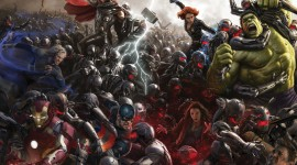 The Avengers Age Of Ultron free