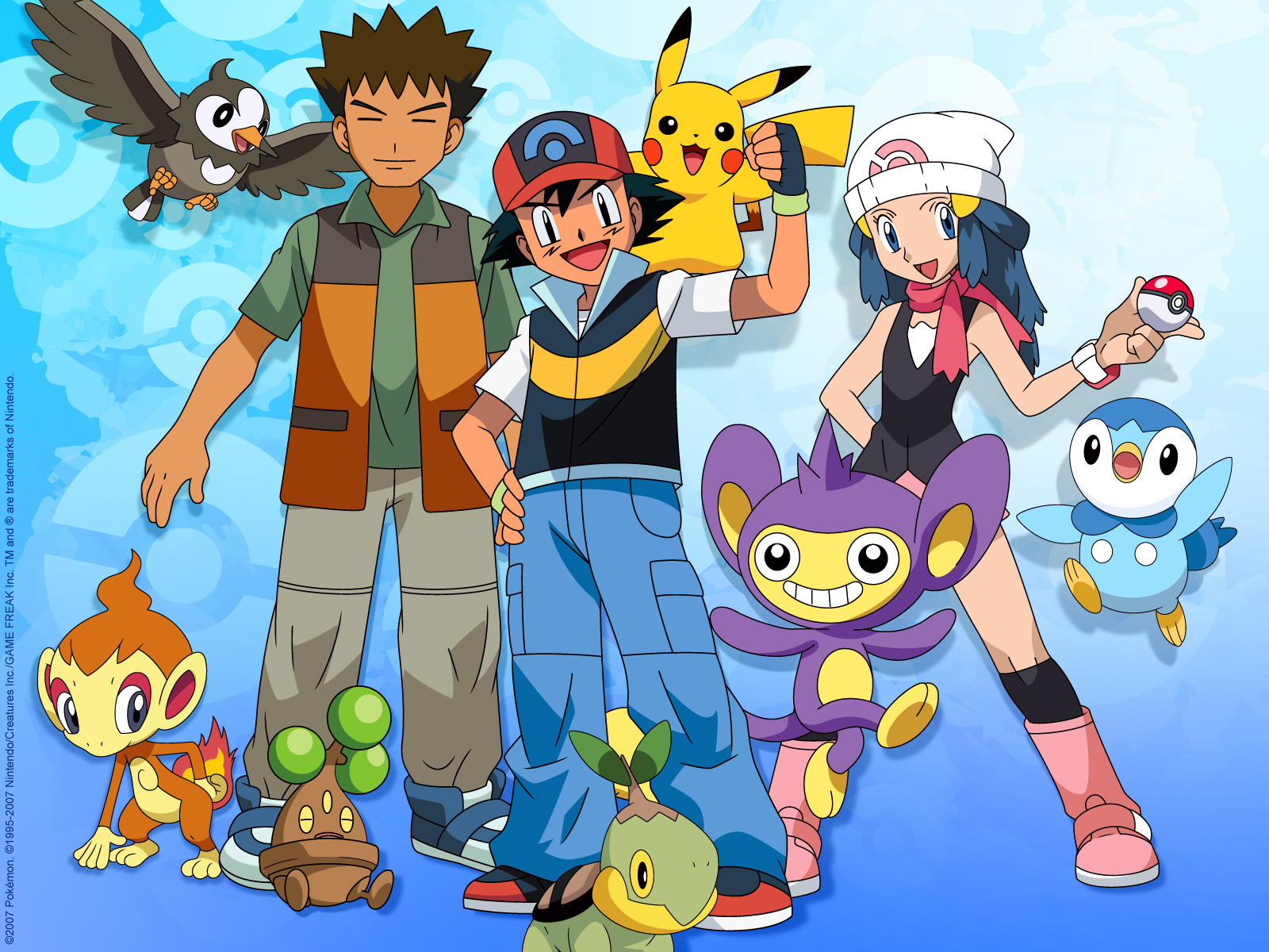 Pokemon wallpapers high quality download free - High quality anime pictures ...