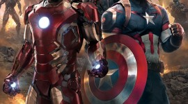 The Avengers Age Of Ultron pic
