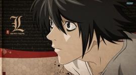 L  Death Note For desktop