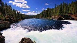 Yellowstone National Park Download for desktop