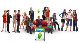 The Sims Wide wallpaper