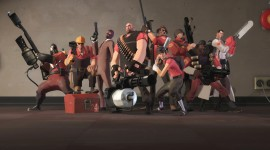 Team Fortress 2 High resolution