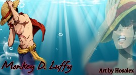 Monkey D Luffy High Definition
