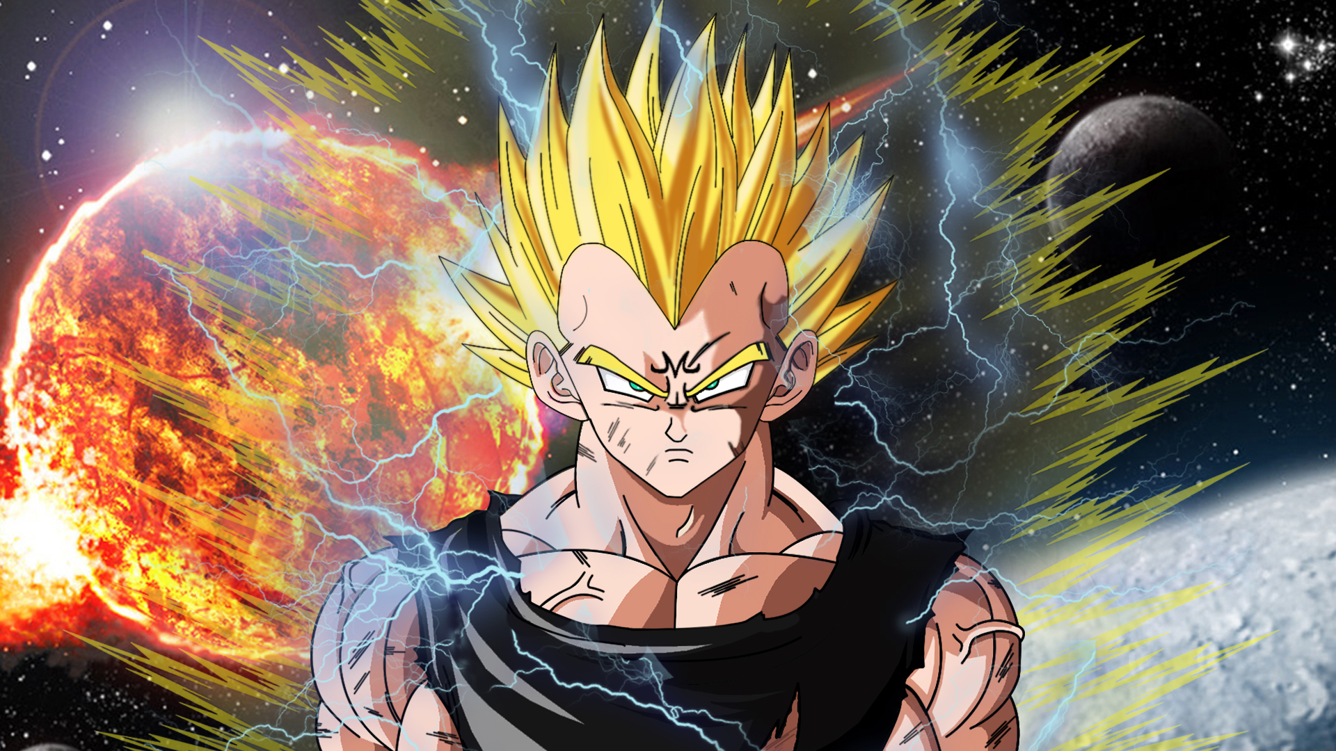 Vegeta wallpapers high quality download free - Vegeta wallpapers for mobile ...