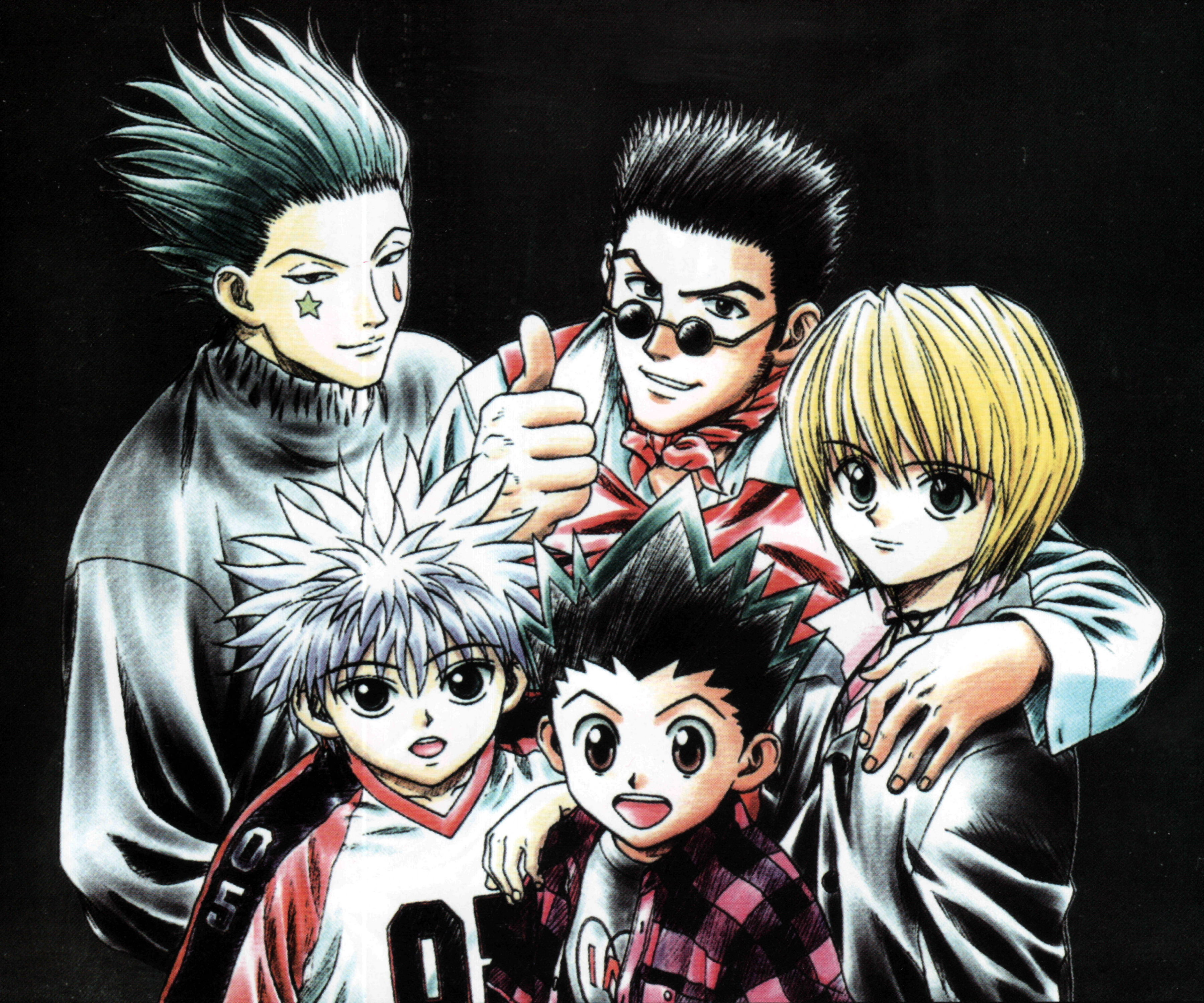 Hunter X Hunter Wallpapers High Quality | Download Free
