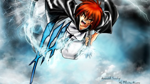 Himura Kenshin wallpapers high quality