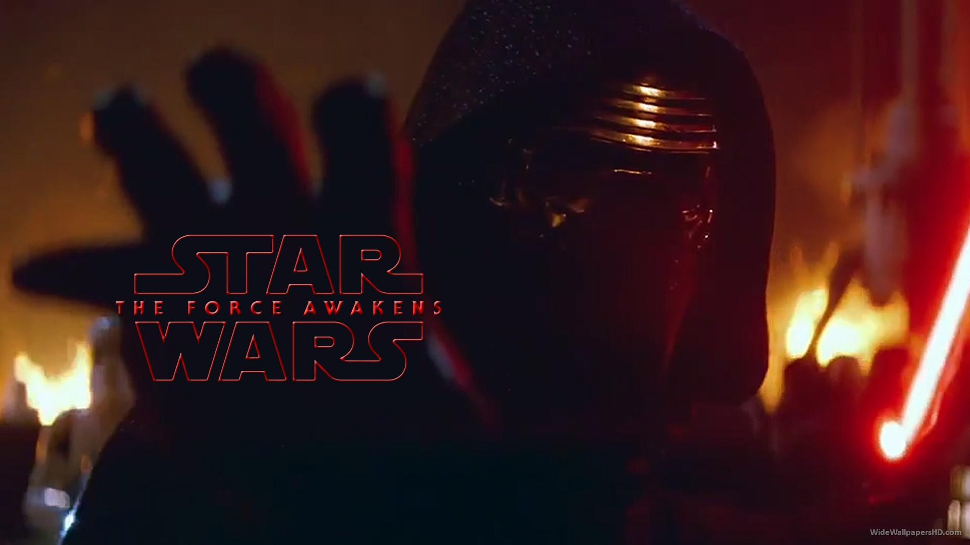 Star Wars Force Awakens 1080p