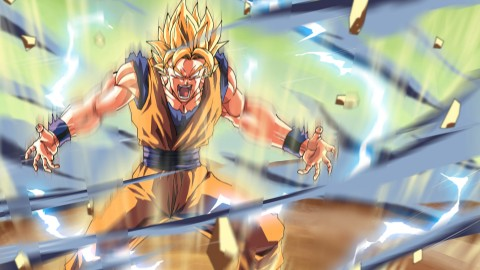 Dragon Ball Z wallpapers high quality