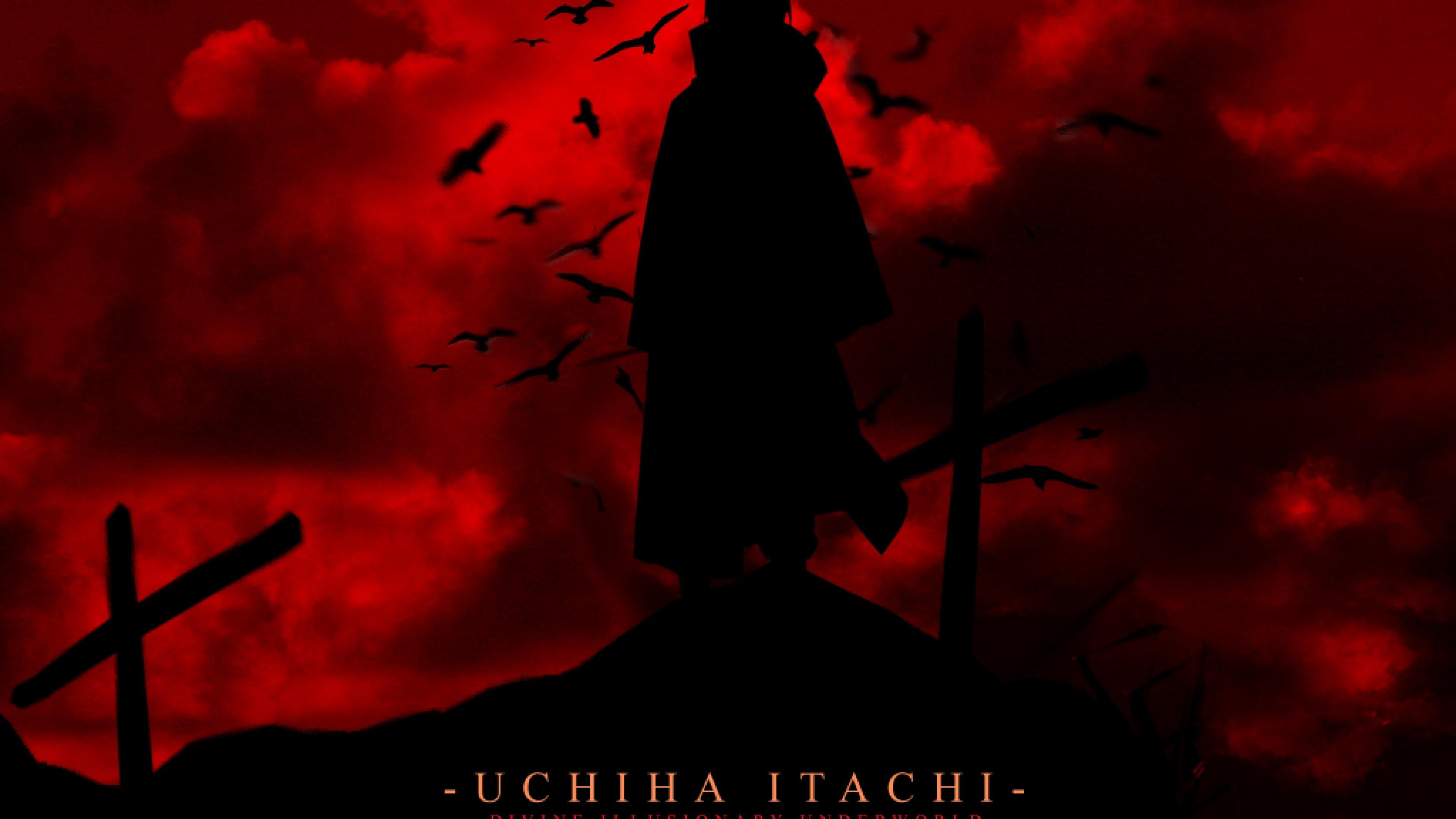 Itachi Uchiha Wallpapers High Quality Download Free