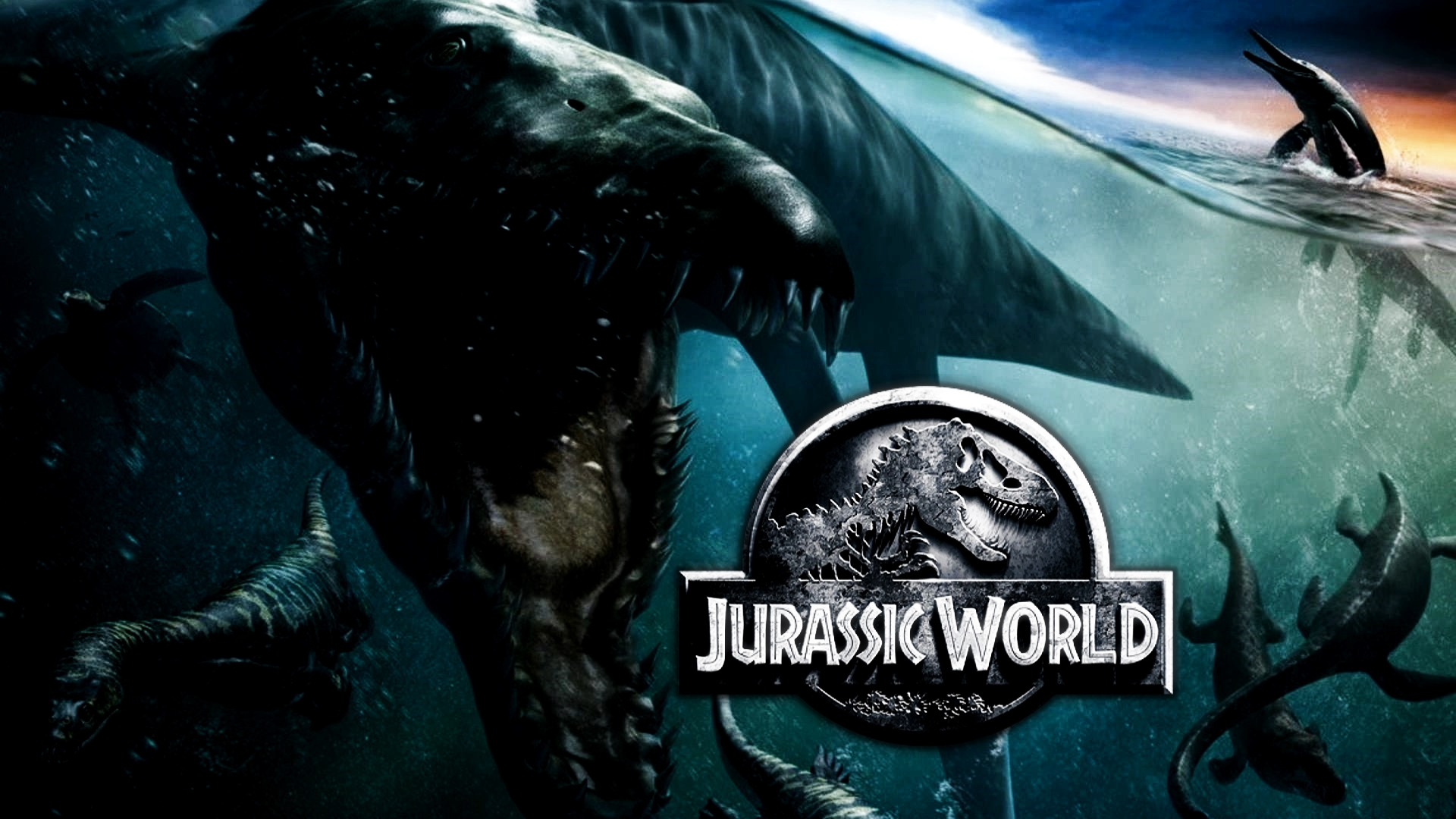 Jurassic World Wallpapers High Quality Download Free