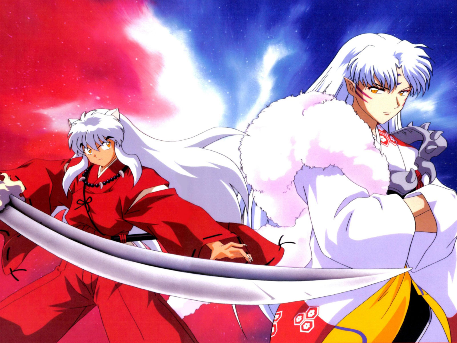 Inuyasha and kagome wallpaper hd 24438 baltana.