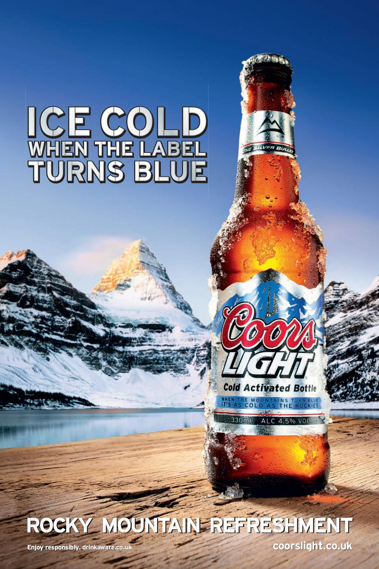 coors light Coors light extends its partnership as the official beer sponsor for the carolina  country music fest, the three-day event that brings some of the.