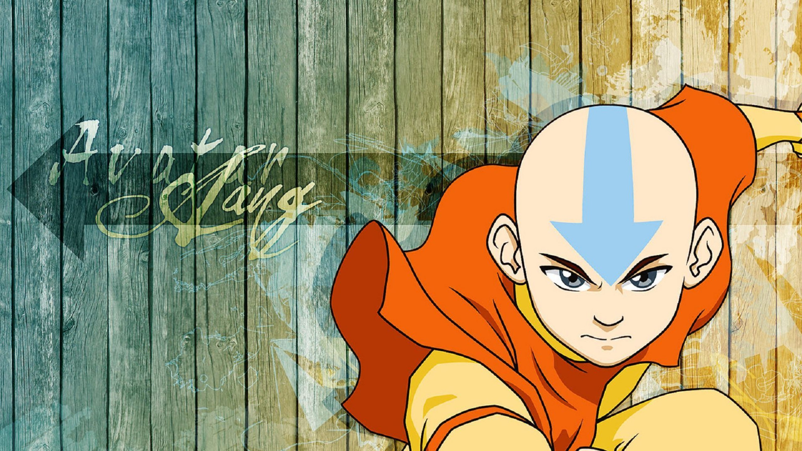 The last airbender images