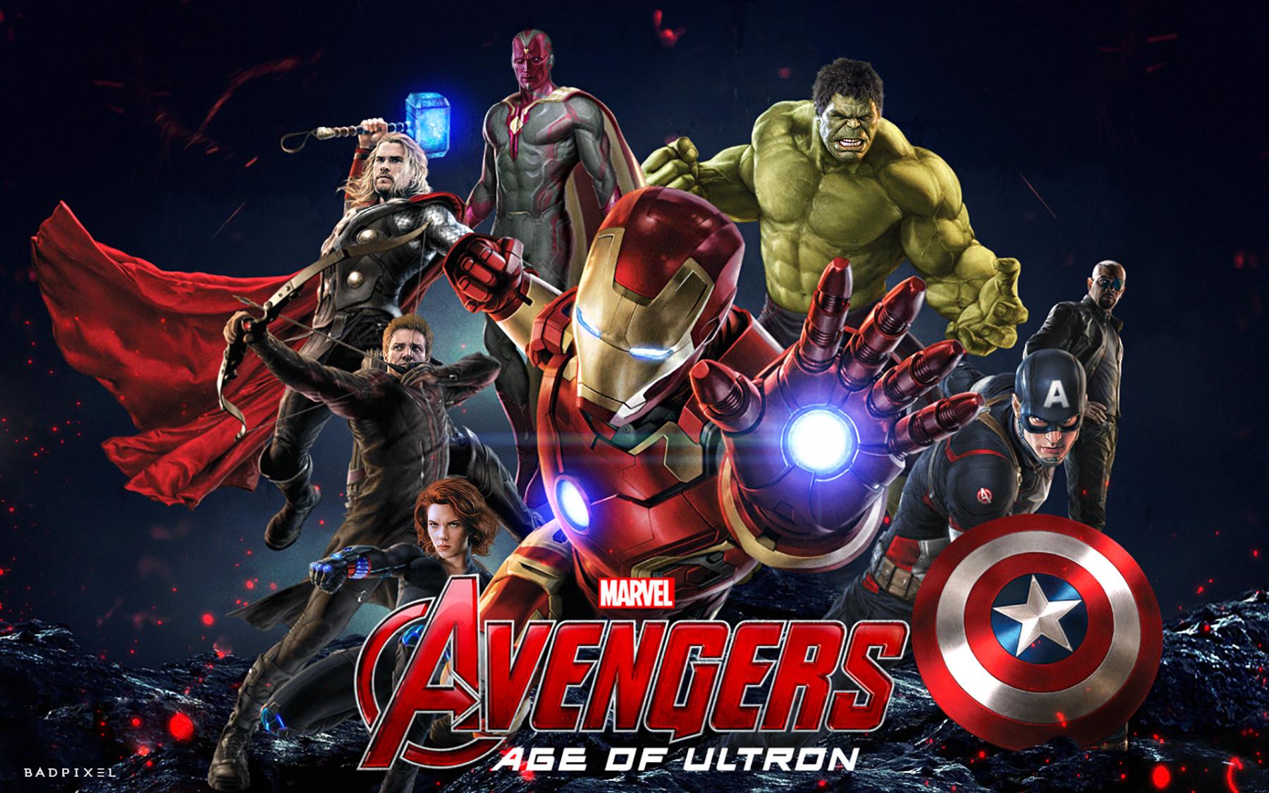 Iron man avengers age of ultron wallpaper 2018 in iron man.