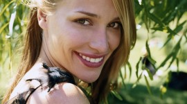 Piper Perabo HD Wallpaper